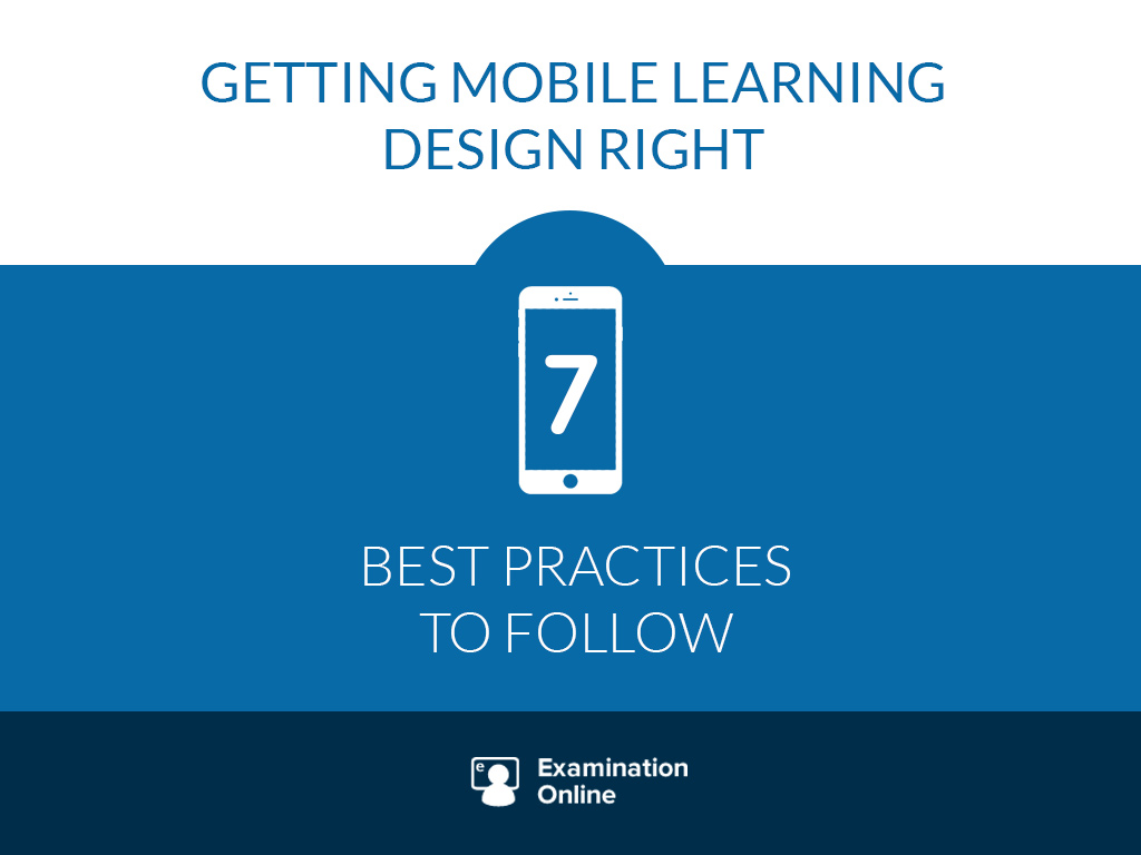 Mobile learning design best practices