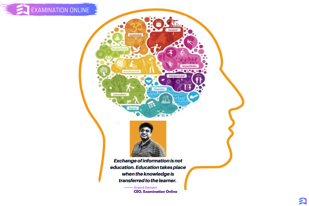 Education quote by Anand