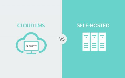 Choosing Between Self-Hosted and Cloud LMS: 5 Questions to Help You Decide